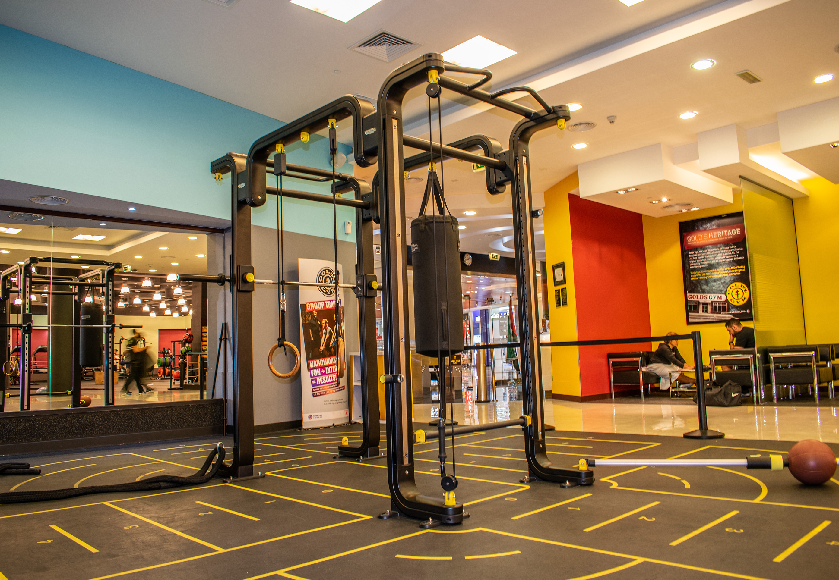 Al Wahda Mall – Mixed Gym
