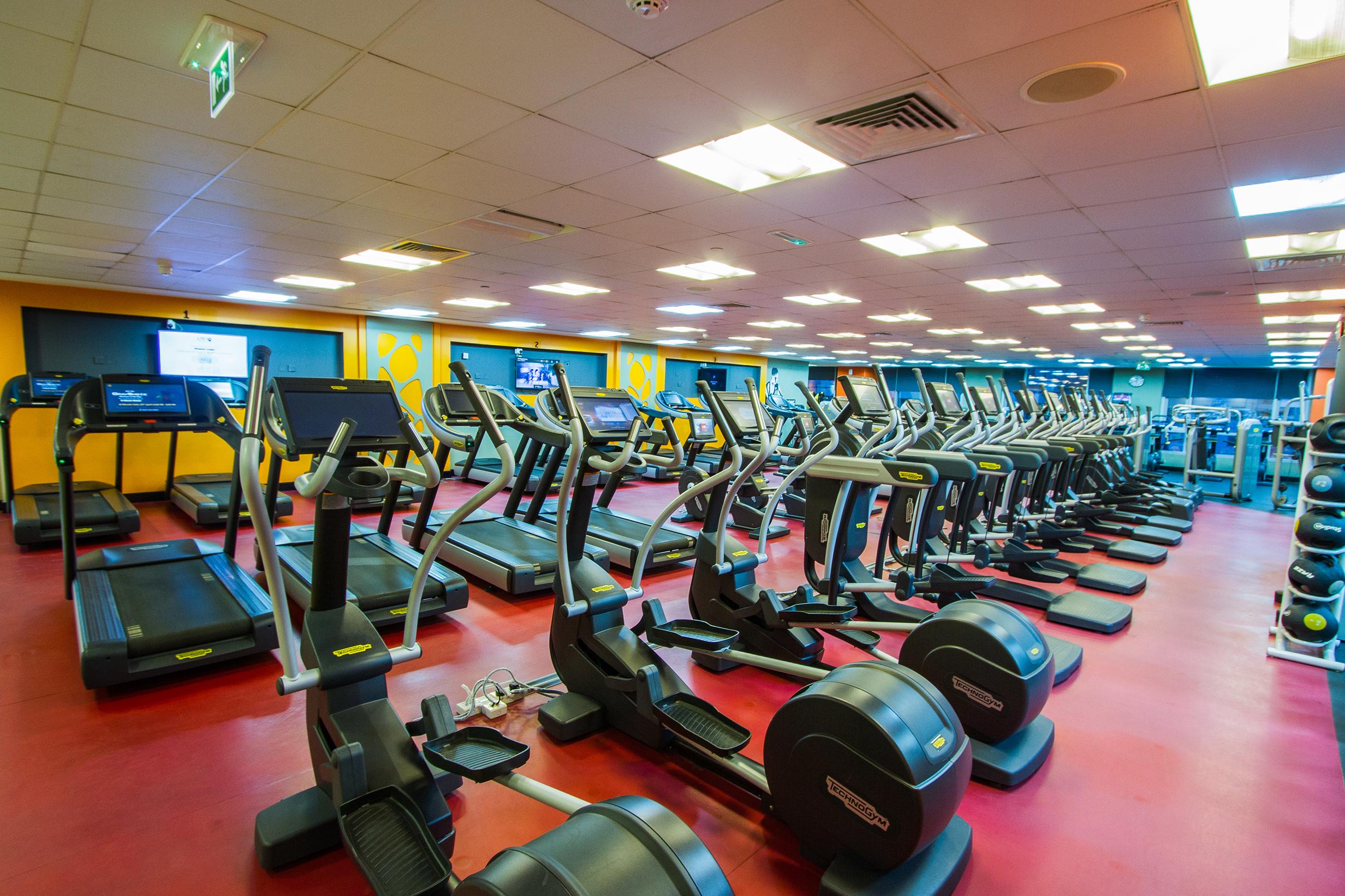 Al Musalla Tower – Mixed Gym