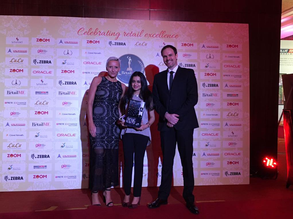 Retail ME Award 2016
