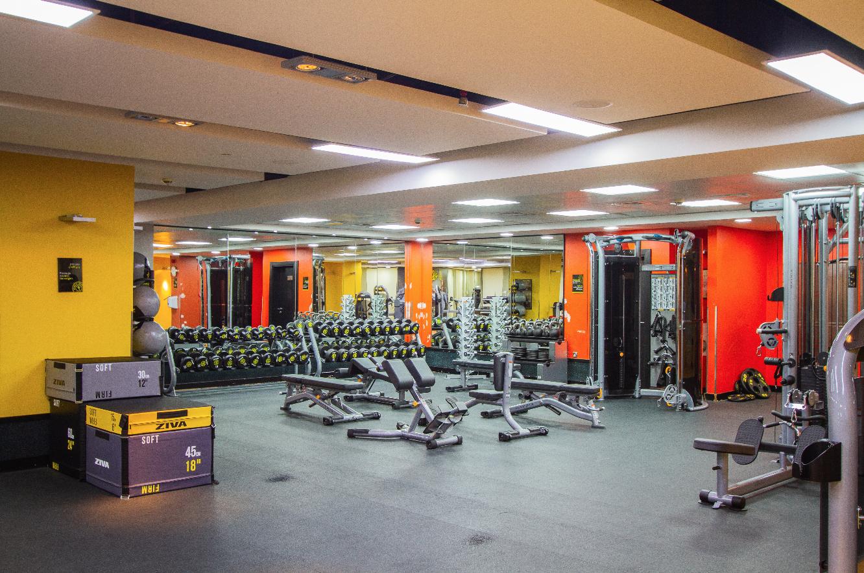 Business village u ladies only gym